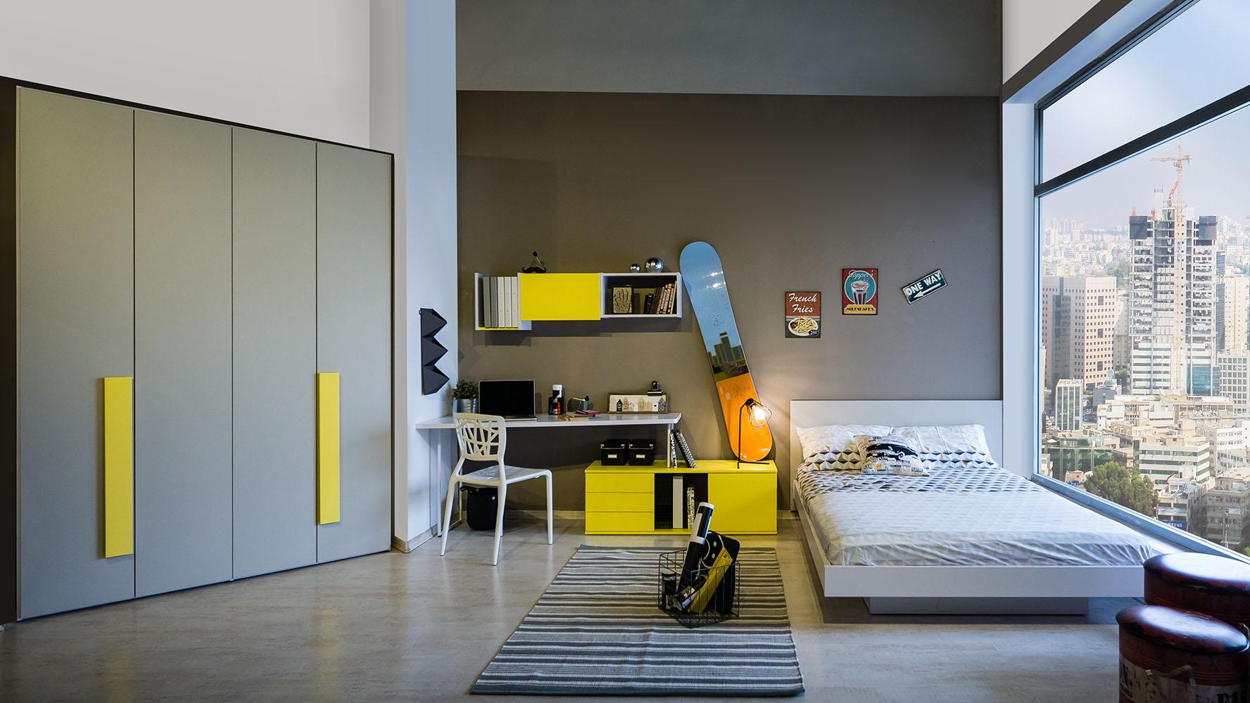 חדר ילדים ונוער תומר