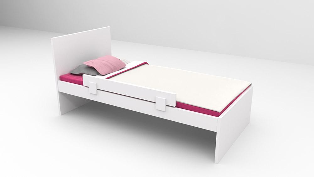 מיטת דור ראש גבוה