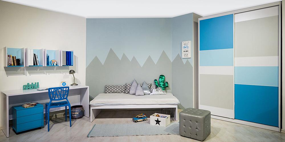 מיטת נוער, מיטות נוער,חדרי נוער,חדרי ילדים תמונת כתבה
