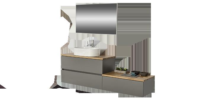 מגניב ביותר ארונות אמבטיה דגמי 2019 תלויים ומעוצבים - רהיטי דורון GQ-27